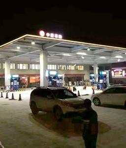 四川泸州中石油加油站002
